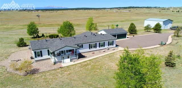 15355 Eastonville Road, Elbert, CO 80106 (#2958497) :: 8z Real Estate