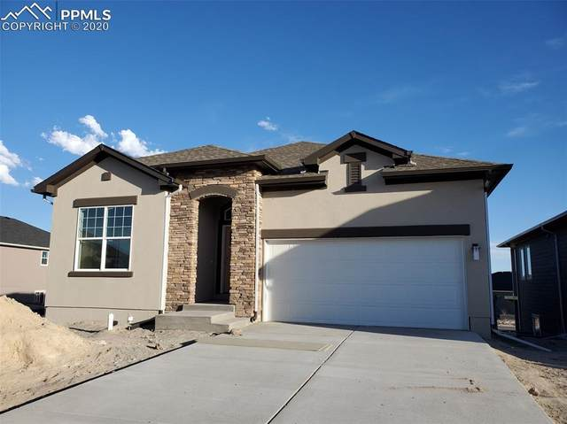 6525 Courtland Place, Colorado Springs, CO 80924 (#2961726) :: The Daniels Team