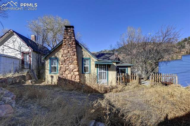 5 Ute Trail, Manitou Springs, CO 80829 (#2963621) :: Action Team Realty