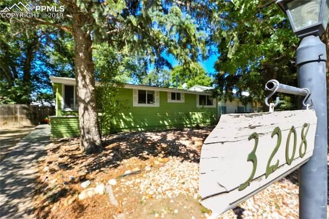 3208 N Arcadia Street, Colorado Springs, CO 80907 (#2966952) :: The Kibler Group