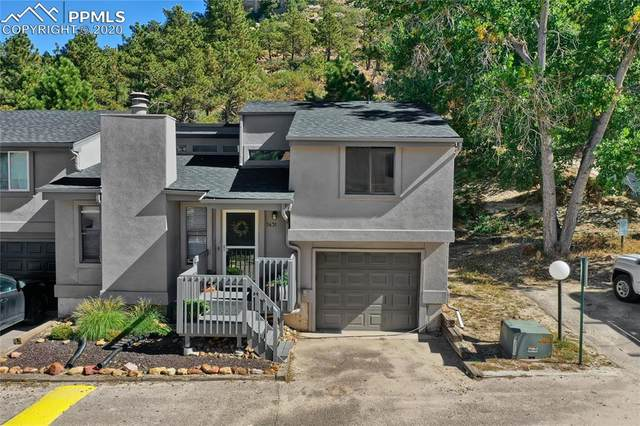 1431 Territory Trail, Colorado Springs, CO 80919 (#2967033) :: Finch & Gable Real Estate Co.