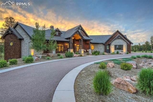 5570 Saxton Hollow Road, Colorado Springs, CO 80908 (#2970662) :: Venterra Real Estate LLC