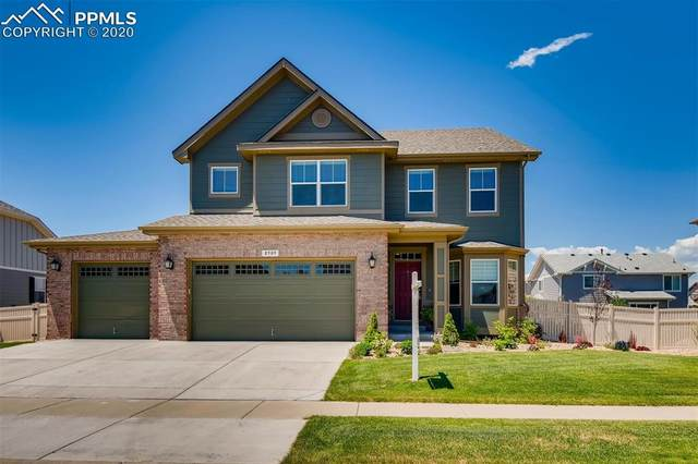 8909 Foxfire Street, Firestone, CO 80504 (#2970953) :: The Harling Team @ Homesmart Realty Group