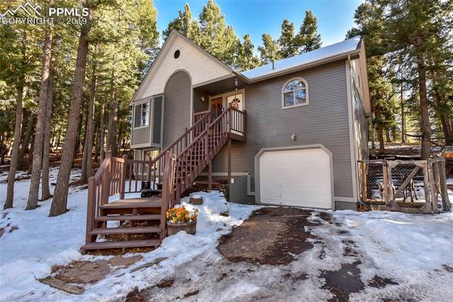 2659 Sunnywood Avenue, Woodland Park, CO 80863 (#2973279) :: The Treasure Davis Team