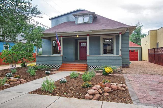 115 E Jefferson Street, Colorado Springs, CO 80907 (#2974577) :: The Hunstiger Team