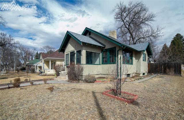 1201 Custer Avenue, Colorado Springs, CO 80903 (#2976435) :: The Hunstiger Team