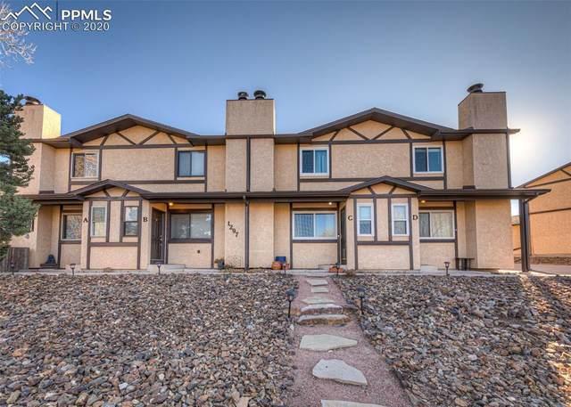1297 Vondelpark Drive C, Colorado Springs, CO 80907 (#2981823) :: The Kibler Group