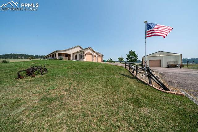 15930 Alta Plaza Circle, Peyton, CO 80831 (#2987445) :: Tommy Daly Home Team