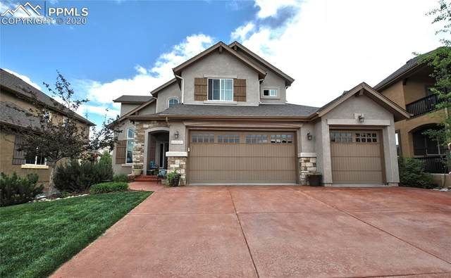 9141 Lookout Mountain Court, Colorado Springs, CO 80924 (#2987511) :: The Daniels Team