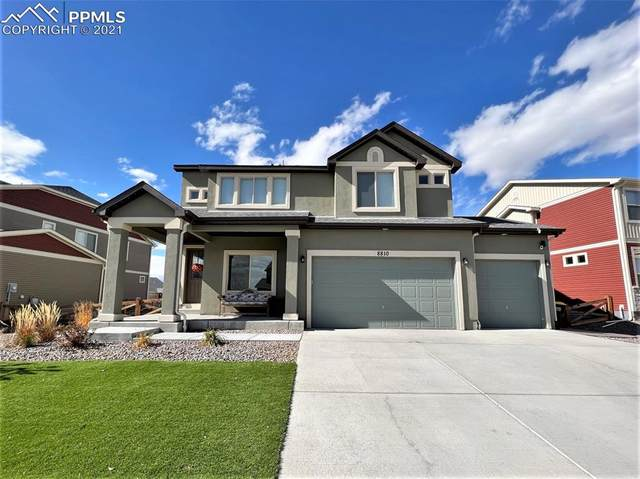 8810 Tranquil Knoll Lane, Colorado Springs, CO 80927 (#2988310) :: Tommy Daly Home Team