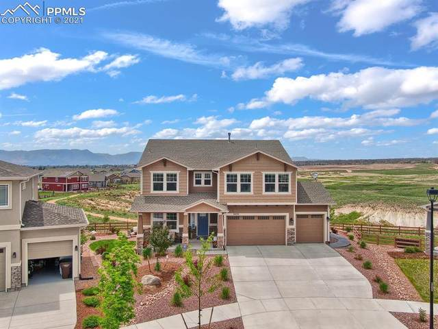 8428 Caddis Court, Colorado Springs, CO 80924 (#2992737) :: Tommy Daly Home Team