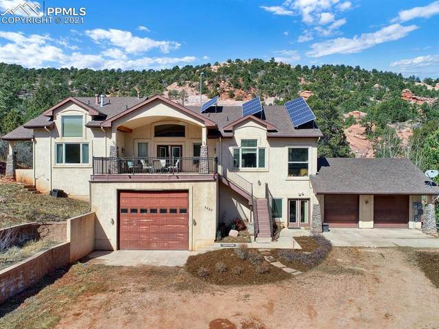 2220 La Loma Circle, Colorado Springs, CO 80926 (#2993465) :: Venterra Real Estate LLC