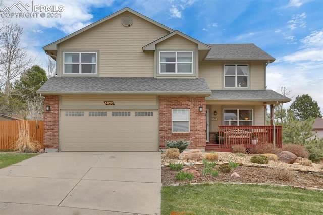 1420 Bison Ridge Drive, Colorado Springs, CO 80919 (#2993903) :: Venterra Real Estate LLC