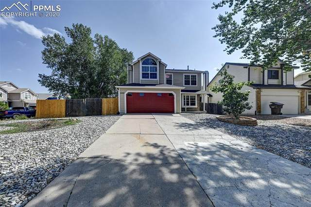 4305 Horizonpoint Drive, Colorado Springs, CO 80925 (#2993975) :: Tommy Daly Home Team