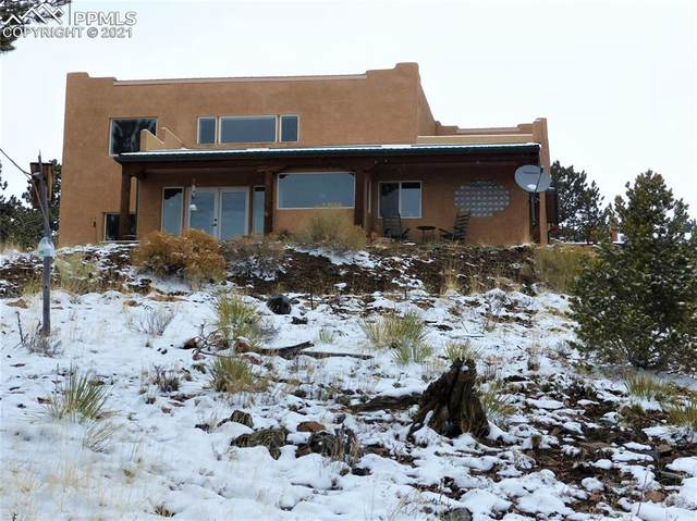 465 County Road 327, Westcliffe, CO 81252 (#2996120) :: The Dixon Group