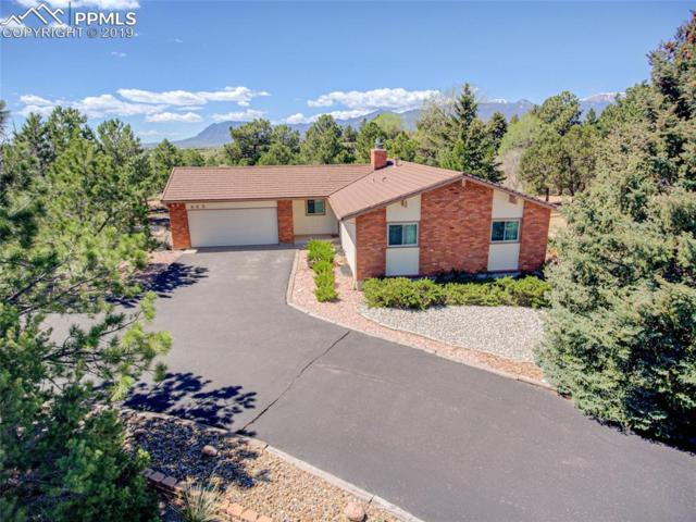 465 Guyout Ridge Court, Colorado Springs, CO 80919 (#2996148) :: Jason Daniels & Associates at RE/MAX Millennium