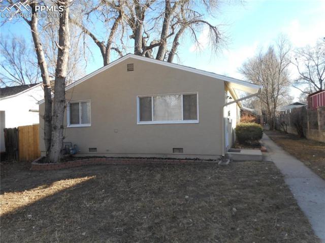 223 N Arcadia Street, Colorado Springs, CO 80903 (#2996471) :: Jason Daniels & Associates at RE/MAX Millennium