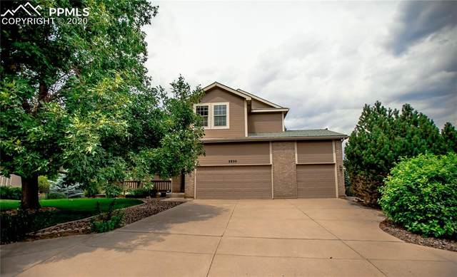 3530 Masters Drive, Colorado Springs, CO 80907 (#2996993) :: Finch & Gable Real Estate Co.