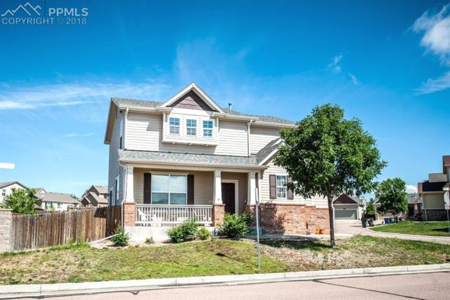 7602 Capel Point, Peyton, CO 80831 (#2997685) :: The Treasure Davis Team