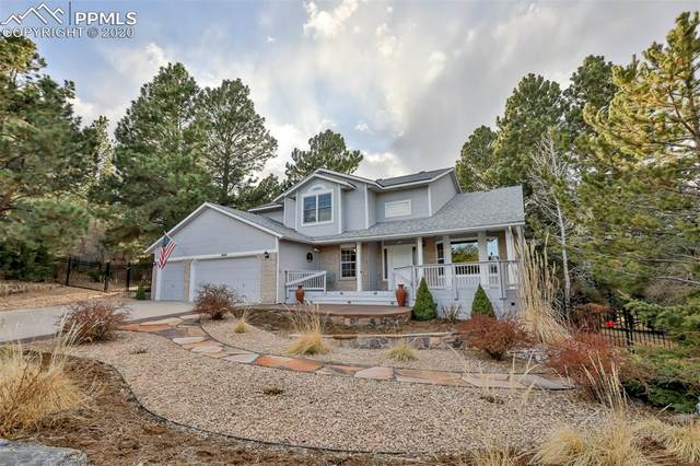 2600 Northcrest Drive, Colorado Springs, CO 80918 (#3001042) :: The Daniels Team