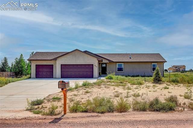 924 E Sandusky Drive, Pueblo West, CO 81007 (#3003990) :: Action Team Realty