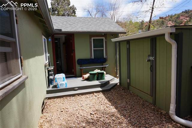 8 Narrows Road, Manitou Springs, CO 80829 (#3004016) :: Action Team Realty