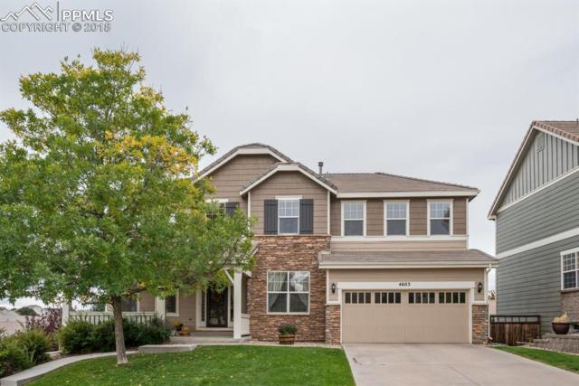 4603 Heartwood Way, Castle Rock, CO 80109 (#3004224) :: CENTURY 21 Curbow Realty