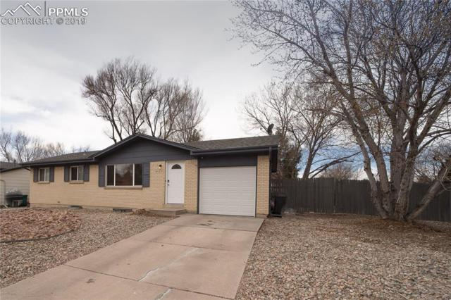 1214 Wooten Road, Colorado Springs, CO 80915 (#3004826) :: The Hunstiger Team