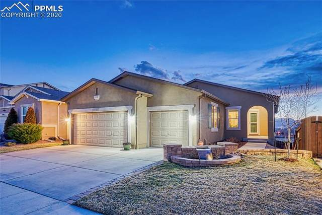 6038 Cumbre Vista Way, Colorado Springs, CO 80924 (#3005906) :: The Treasure Davis Team