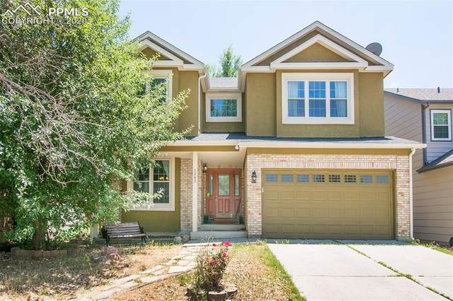 1343 Chesham Circle, Colorado Springs, CO 80907 (#3006171) :: The Treasure Davis Team
