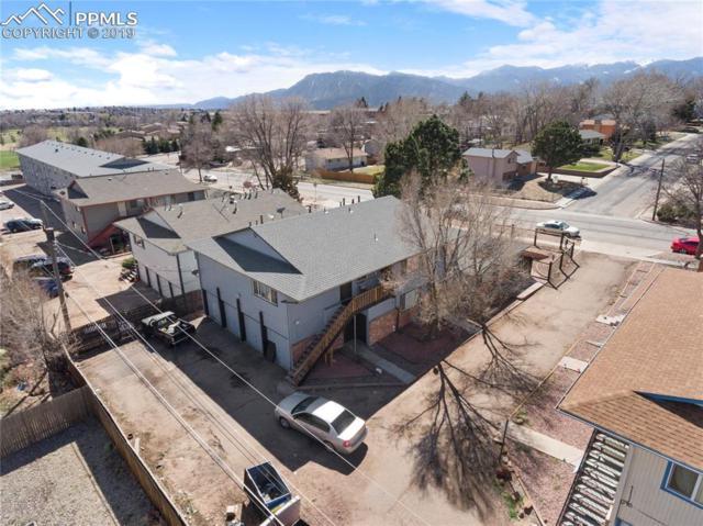 303 University Drive, Colorado Springs, CO 80910 (#3006692) :: The Hunstiger Team