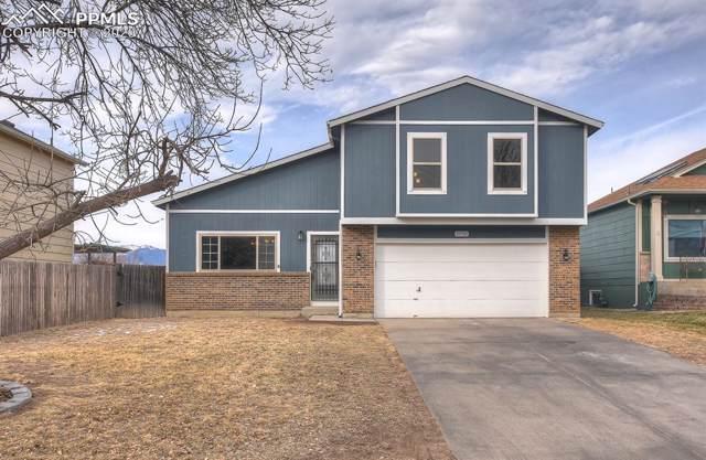 2730 Richmond Drive, Colorado Springs, CO 80922 (#3007300) :: The Kibler Group