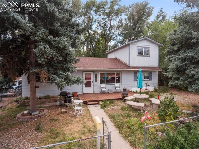 1023 Montrose Avenue, Colorado Springs, CO 80905 (#3009182) :: Jason Daniels & Associates at RE/MAX Millennium