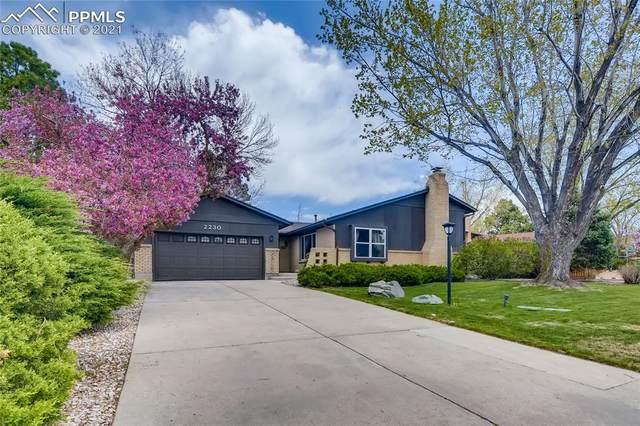 2230 Brookwood Drive, Colorado Springs, CO 80918 (#3009578) :: Hudson Stonegate Team