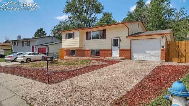 1240 Nez Perce Drive, Colorado Springs, CO 80915 (#3010848) :: Compass Colorado Realty