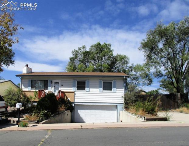 4319 W Eastcrest Circle, Colorado Springs, CO 80916 (#3013356) :: The Peak Properties Group