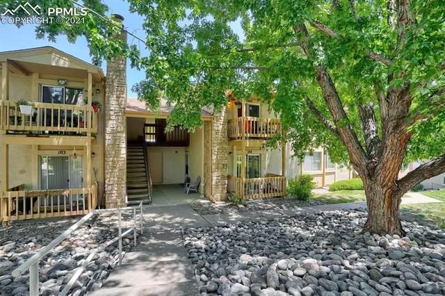 844 Tenderfoot Hill Road #204, Colorado Springs, CO 80906 (#3013610) :: The Harling Team @ HomeSmart