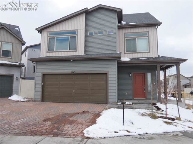 5913 John Muir Trail, Colorado Springs, CO 80927 (#3013987) :: Action Team Realty