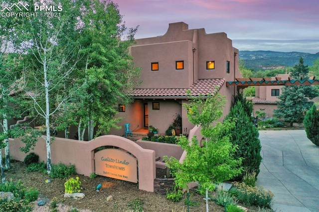 31 Crystal Park Drive, Manitou Springs, CO 80829 (#3015895) :: Tommy Daly Home Team