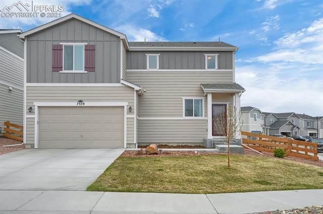 7339 Preble Drive, Colorado Springs, CO 80915 (#3016587) :: The Dixon Group