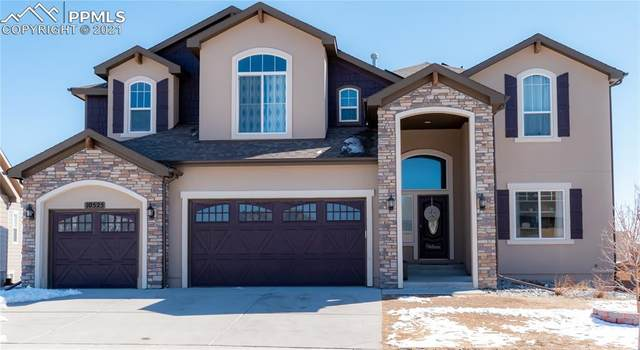 10525 Mt Sherman Way, Peyton, CO 80831 (#3017292) :: The Scott Futa Home Team