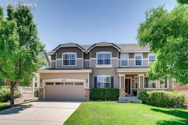 4438 Kellwood Drive, Castle Rock, CO 80109 (#3027955) :: Action Team Realty