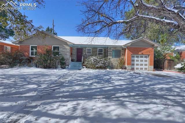 1452 Bellaire Drive, Colorado Springs, CO 80909 (#3031250) :: Action Team Realty