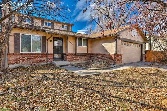 1830 Heatherdale Drive, Colorado Springs, CO 80915 (#3034410) :: Tommy Daly Home Team