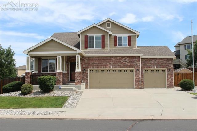4408 Golf Club Drive, Colorado Springs, CO 80922 (#3034835) :: The Hunstiger Team