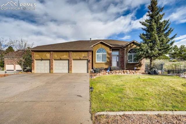 5780 Linger Way, Colorado Springs, CO 80919 (#3036040) :: The Treasure Davis Team
