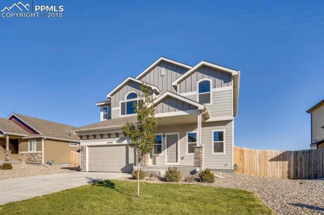 10586 Abrams Drive, Colorado Springs, CO 80925 (#3036400) :: The Hunstiger Team