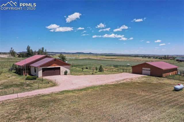 13360 Lariat Circle, Elbert, CO 80106 (#3039496) :: 8z Real Estate