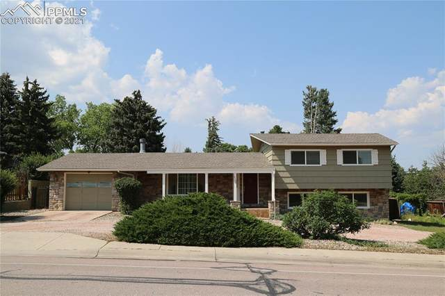 2106 Parkview Boulevard, Colorado Springs, CO 80906 (#3039650) :: Tommy Daly Home Team