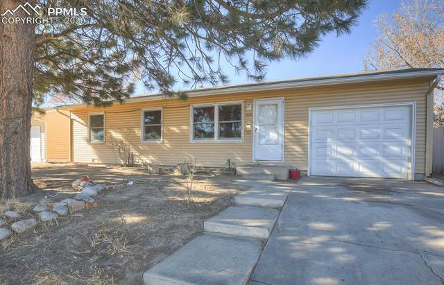 1826 N Circle Drive, Colorado Springs, CO 80909 (#3041724) :: Tommy Daly Home Team